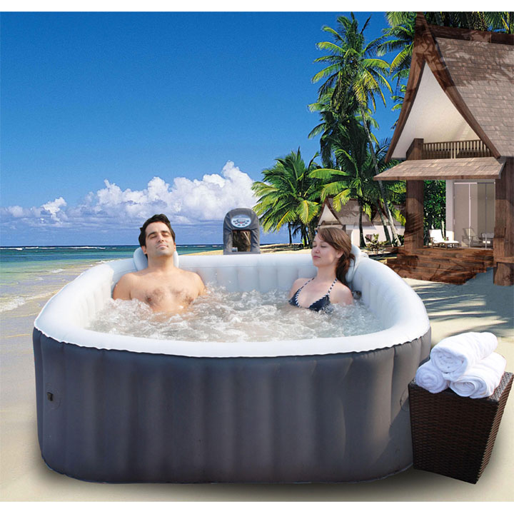 Top 5 Inflatable Hot Tubs Picture