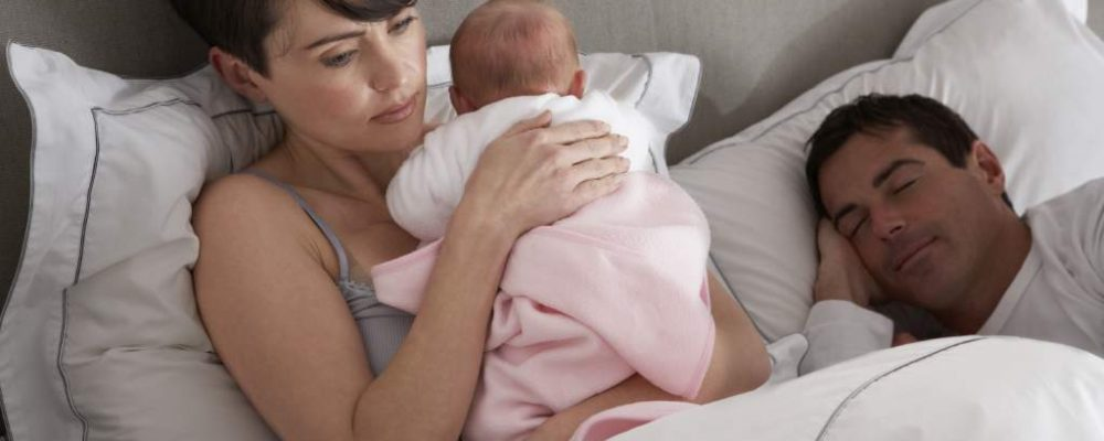 How Can Insomnia Affect Your Family Life