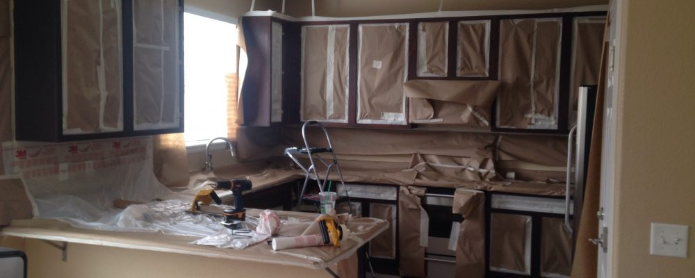 Painting the Kitchen: Completing the Job the Right Way