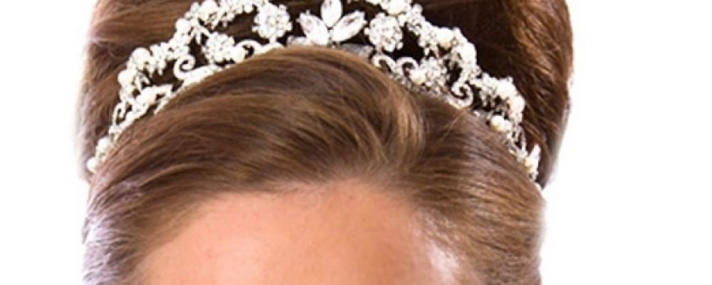 Beautiful Wedding Hairstyles With Tiara and Veil  Depending on Your Hair Length
