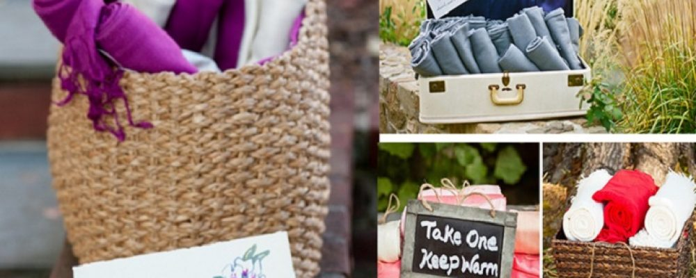 Practical Outdoor Fall Wedding Ideas