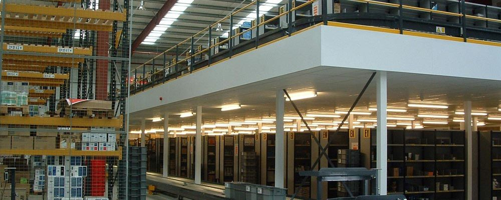 The ins and outs of mezzanine floors