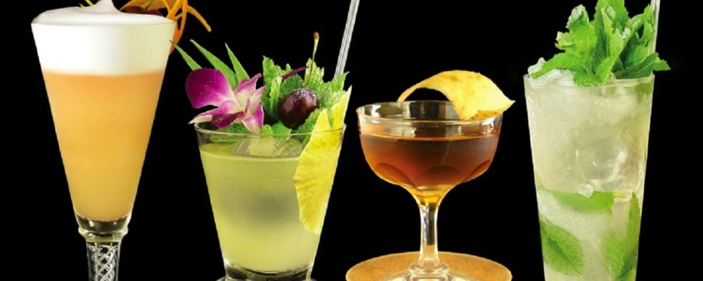 Easy but Delicious Rum Drinks Recipes