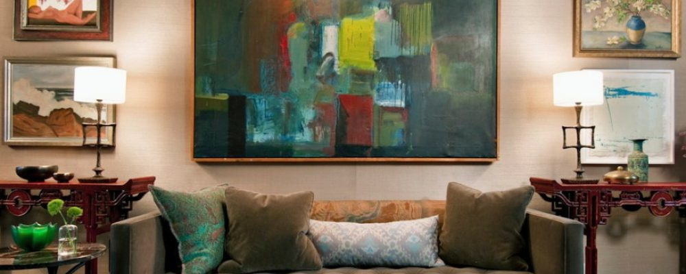 Protecting the art: how to store your collection of paintings