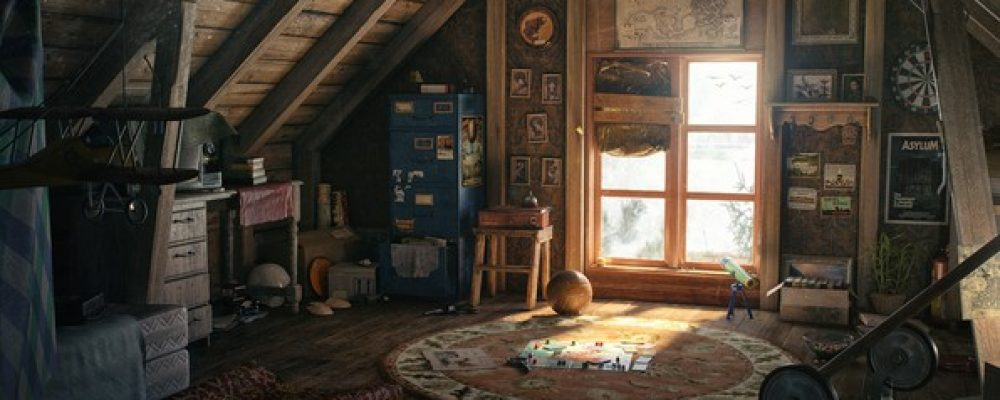 Organizing your attic in a few simple steps