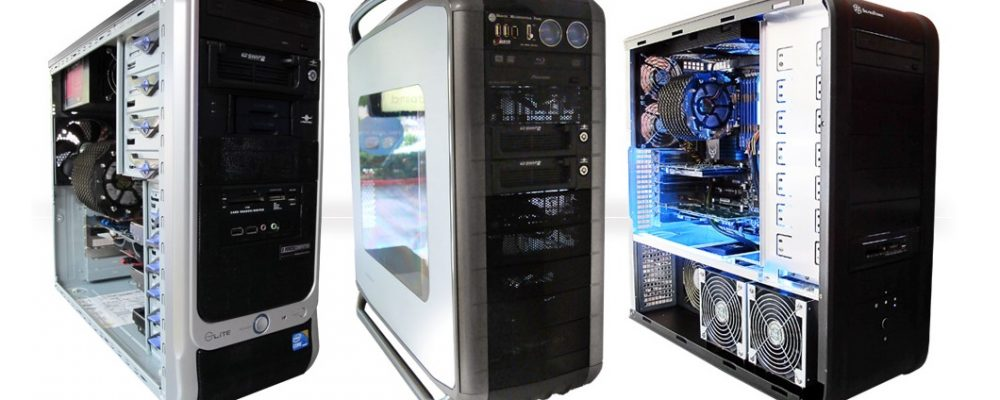 What You Need for a Custom Build Computer