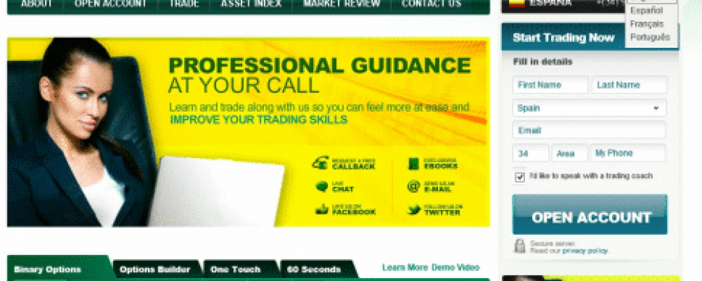 The help of binary options broker reviews