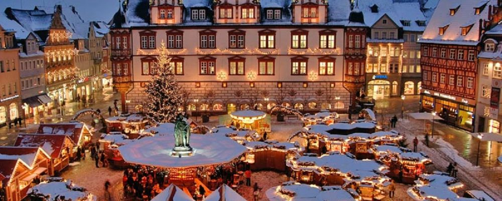 The Best Places to Visit During Christmas Around the World